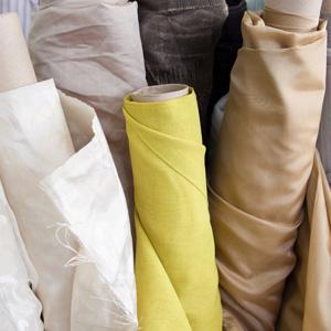 Szeroki wybór tkanin prosto od producenta