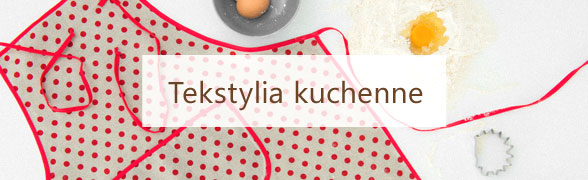 Lniane tekstylia kuchenne